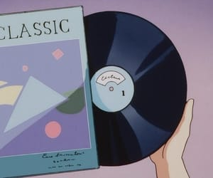 anime, aesthetic, and music image