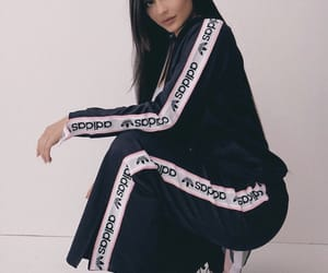 kylie jenner and adidas image