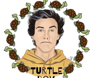 ethan, ✌, and 🐢 image