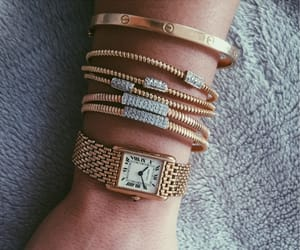 cartier, fashion, and girl image