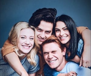 riverdale, cast, and cole sprouse image
