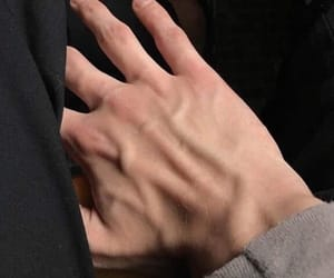 boy, hands, and attractive image