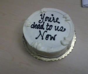cake, pale, and grunge image