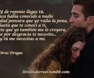 Anne Hathaway, frases, and jake gyllenhaal image