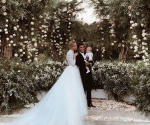 wedding, fedez, and chiara ferragni image