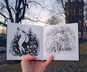 creativity, inspiration, and drawing image