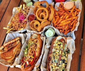 delicious, food, and French Fries image