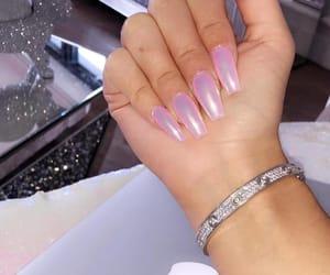 nails, alternative, and fashion image