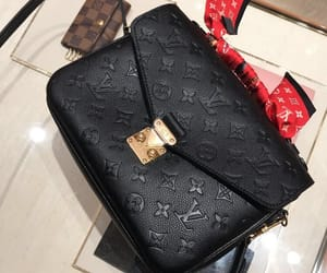 bag, beauty, and black image