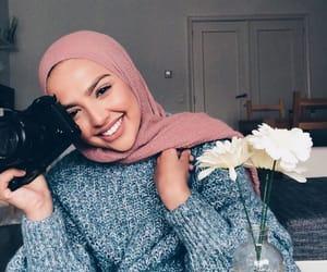 fashion, hijab, and müslimah image