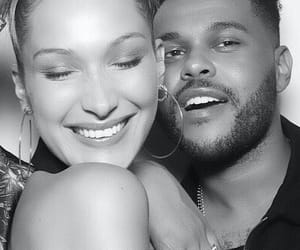 couple, theweeknd, and perfect image