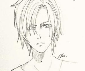 boceto, sketch, and animeboy image