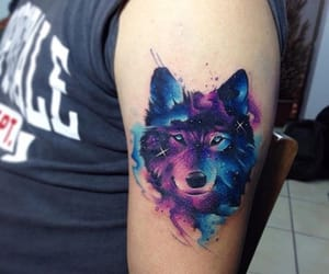colores, tag, and tattoo image