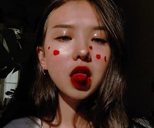 korean, insta, and dark image