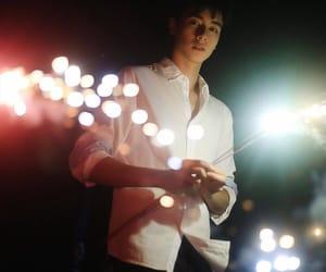 chinese actor and hu yi tian image