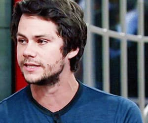actor, funny face, and dylan o'brien image