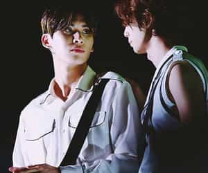 kpop, sf9, and taeyang hwiyoung image