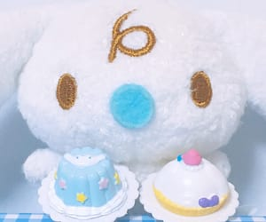 blue, kawaii, and plushies image