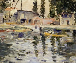 impressionism, frenchart, and morisot image