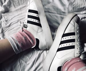 adidas, carefree, and aesthetic image