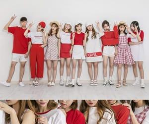 fashion photoshoot, shopping, and red image