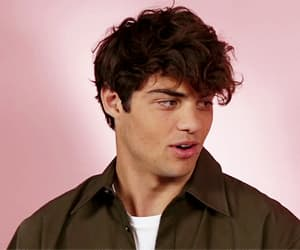 beautiful, smile, and noah centineo image
