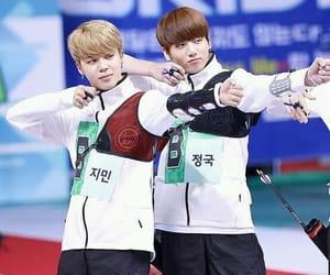 kpop, jungkook, and jikook image