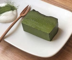 food, green, and soft image