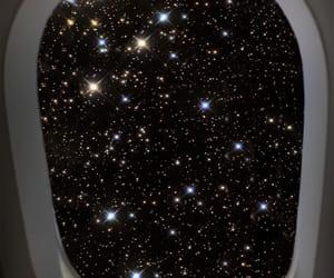 art, space, and dark image