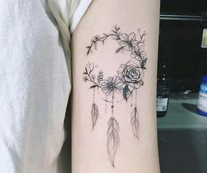 tattoo, alternative, and art image