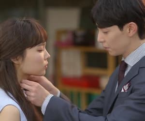 couple, Korean Drama, and witch's love image