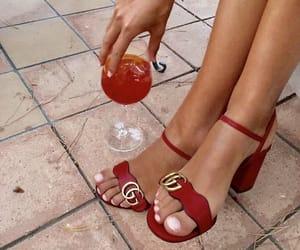 aesthetic, heels, and tumblr image