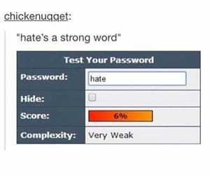 hate, hilarious, and internet image