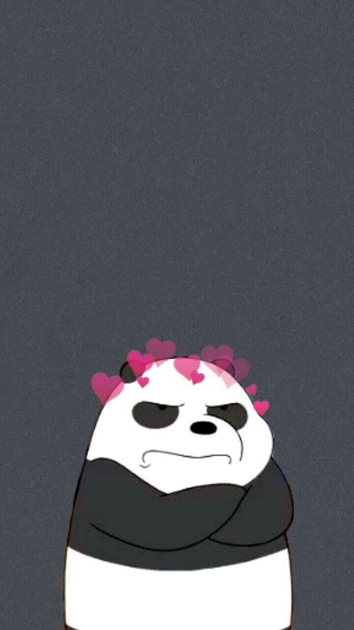 77 Images About We Bare Bears On We Heart It See More About We Bare Bears Wallpaper And Panda