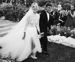 married, wedding, and fedez image