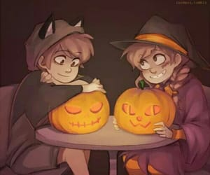 gravity falls, Halloween, and mabel image