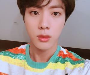 jin, seokjin, and bts image