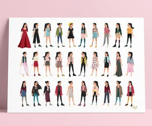 lara jean, fashion, and to all the boys image
