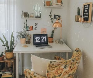 bedroom, decoration, and inspo image