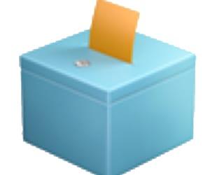 box, vote, and emoji image