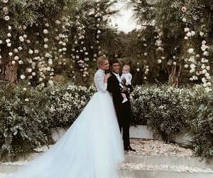 wedding, fedez, and chiara ferragni image