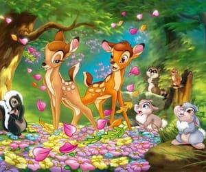 bambi, dysney, and 💗 image