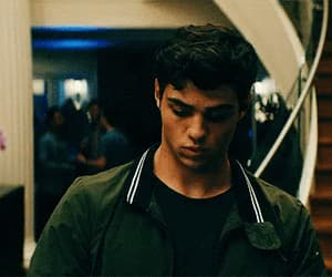 noah centineo, peter kavinsky, and movie image