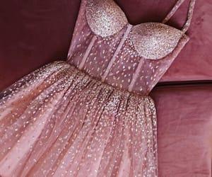 dress, luxury, and short image