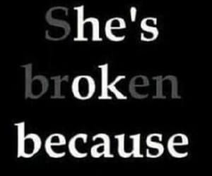 broken, he, and quotes image