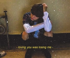 quotes, sad, and jungkook image