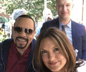 law and order svu, olivia benson, and NBC image