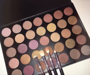beauty, makeup, and chic image