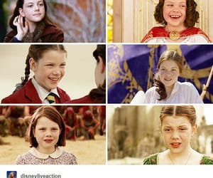 chronicles of narnia, georgie henley, and lucy pevensi image