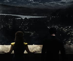 book, feyre, and rhysand image